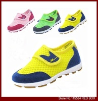 Free shipping The summer mesh soft bottom breathable and comfortable sports shoes boys canvas shoes BY0065