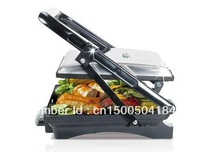 4 slice stainless stee sandwich grill,panini grill,sandwich press,CE,GS,RoHS and ETL approved