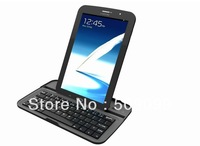 Ultra Thin  wireless Bluetooth Keyboard cover  For 8'' Samsung Galaxy Note 8.0  N5100 20pcs/lot