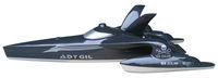 Wholesale,Radio Control/RC2.4G/FM Brushless EP Medium Boats Earthrace 920BP Black/Silver With Radio Freeshipping