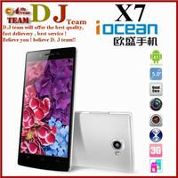 "Iocean  X7S MTK6582 MTK6592 Octa Core phone 1GB RAM 8GB ROM 13MP 5"" 1080*720p 1.7GHz Android 4.2 OTG Dual SIM"