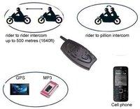 Bluetooth Helmet Intercom, 500M bluetooth motorcycle Headset Free shipping!2013 updated NEW version