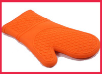 free shipping silicone oven mitt silicone oven glove cake cooking potholders silicone kitchen cheap selling