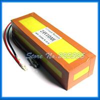 24v 10ah lifepo4 battery pack below 960W 18650 for electric bike, EV battery free BMS