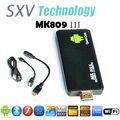 MK809 III Quad Core MINI pc Iwith Android 4.2  RK3188 1.8GHz RAM 2GB ROM 8GB Bluetooth HDMI WIFI Smart TV Box