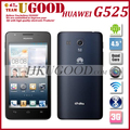 Original Huawei G525/G520 Qualcomm Quad Core G525 Upgraded Version Of G520 Android phones In Stock Unlocked Free Shipping