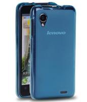 Lenovo P770 Soft Silicone Gel Case + Screen Protector