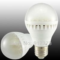 3W  led bulb lamp light bulbs bubble ball bulb Scrub warm white led e27 b22  bulb leds energy saving Spot light lamp