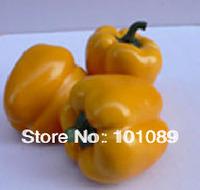 Free shipping fake foam bell pepper for decor