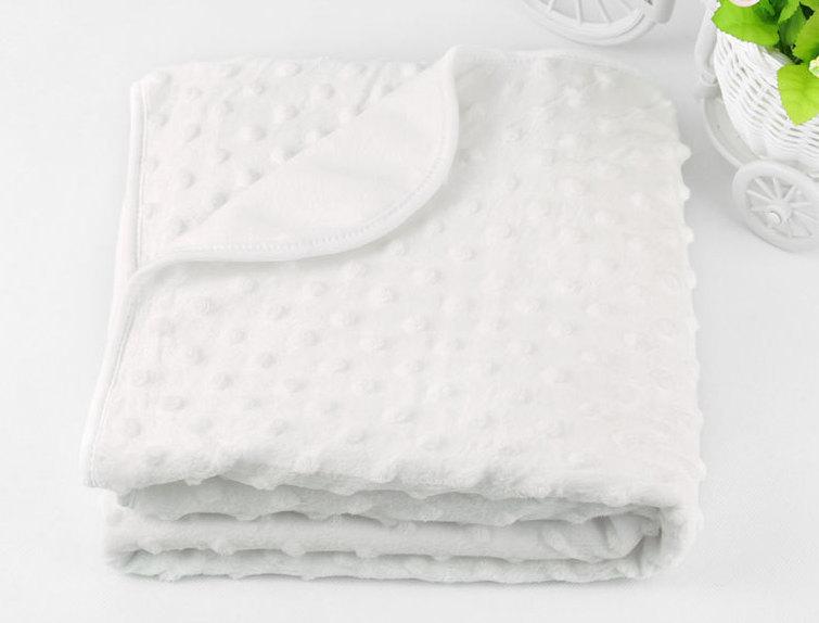 soft newborn baby blanket child blanket soft thermal Blanket & Swaddl