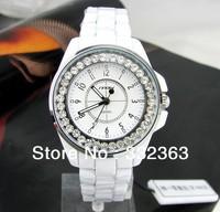 Christmas gifts  Sinobi lover's diamond crystal stone bracelets wrist watch,men/women wristwatches, 3 Colors, Free shipping
