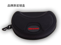 2013 New style Free shipping Ski goggles box Ski glasses case,glasses box