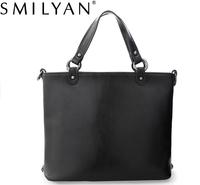 Smilyan genuine leather women handbag fashion leather women's shoulder bag vintage leather bolsas femininas free shipping