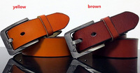 wholesale 2014 New Style High-Quality Fashion Genuine leather famous Brands Belts for men leather designer belts  -GHG