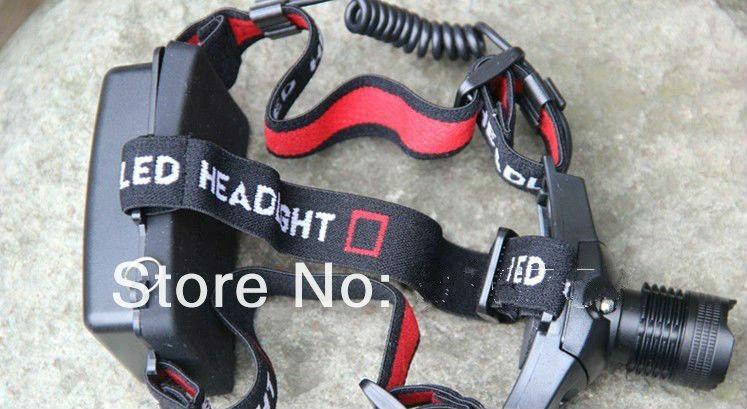 Free Shipping CREE Q5 Head Lamp Light 5W CREE LED HEADLAMP FLASHLIGHT Special highlight headlights Camping sporting goods