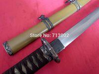 HANDMADE MILITARY JAPANESE SAMURAI SWORD ARMY OFFICER KATANA