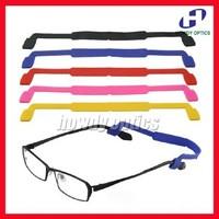 5pcs Children Kids Silicone Anti Slip Eyeglasses Sunglasses Glasses holder chain cord String Retail Free Shipping