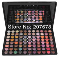Free shipping New Pro 88 Metal Color Eyeshadow Eye Shadow Mineral Makeup Make Up Palette Set wholesale