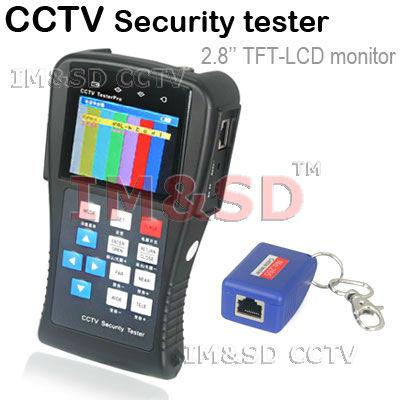 CCTV Tester PTZ Tester Camera Testing Monitor CCTV system installantion Tester Equipment(China (Mainland))