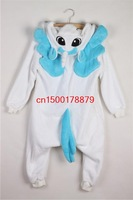 pajamas for kids Cosplay Costume Animal Pajamas Christmas Gift For Kids,Children Cartoon Unicorn Pajamas Sleepwear by0032
