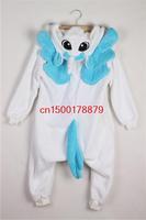 pajamas for kids Cosplay Costume Animal Pajamas Christmas Gift For Kids,Children Cartoon Unicorn Pajamas Sleepwear by0032