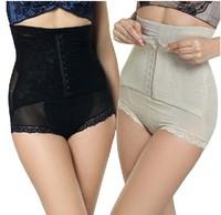 1pcs control panties High waist corset panties Size M-XXXL Breathable body shaper wear underwear