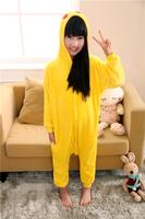 Factory Sales ! plus size PIKACHU cartoon pajamas cosplay animal costume short cartoon pajamas sets by0034