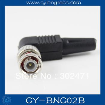 CCTV camera cable BNC free welding head / Q9 head