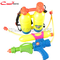 Free shipping wholesale Best selling high quality two colors water gun water pistol for chilren toy summer toy