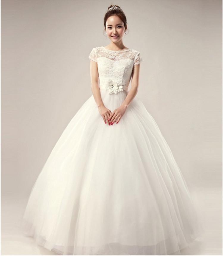 New Arrival Wedding Dress Formal Dress Quality Lace Vintage Bag Slit Neckline Straps Royal Wedding Dress PD0025 Free Shipping