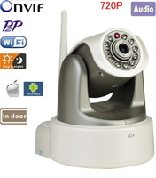 FREE SHIPPING factory direct sale ip camera 720P H.264
