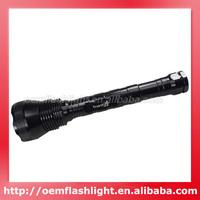 TrustFire 12XT6 12 x Cree XM-L T6 5-Mode 13000 Lumens LED Flashlight (3 x 26650 / 3 x 18650)