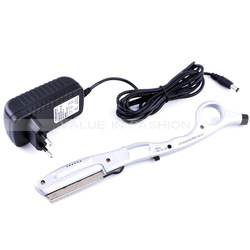 Ultrasonic Hot Vibrating Razor for Haircut Human Hair Extension Tool Hair Beauty Salon Use(China (Mainland))