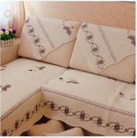 Free shiping 100% cotton sofa cushion /rustic sofa cushion/Single-seat Sofa cushion /Double-seat Sofa cushion/Three-seat Sofa