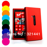 For Nokia Lumia 920 Case Candy Color Fashion Soft Silicone Back Cover For Nokia Lumia 920 + Free Gift Stylus Pen 9 Colors