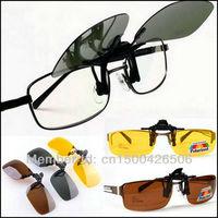 Free Shipping! 2015 Fashion New 2013 Designer Men Women Shades Polarized Polaroid Glasses UV400 Clip Sunglasses Goggles 120-0017