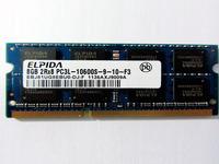 Wholesale & retail   Laptop RAM Memory module DDR3 8GB 1333MHZ SO-Dimm 204 pins + Free shipping