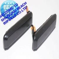 NEW 2 pcs door handles for exterior doors for Nissan Black Front Left & Right 80607-01A00