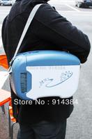 AUTO car mini refrigerator 4L Cooler/Warmer for Home or Car NFA5251 DC12V 1PCS