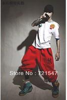Pure CottonDrawstring pants, both men and women dance pant.Thin pants.Free shipping!