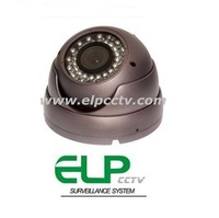 Waterproof Outdoor Dome Surveillance Cmos 800tvl Camera