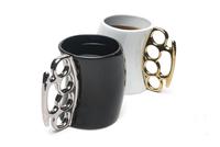DHL Free shipping 50pcs/lot,Creative Novelty Fist Mug Fred Friends Coffee Mug Odd Fist Cup Boxing Mugs,valentine's Gift