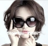 2014 women's fashion star models big box glasses sunglasses free shipping