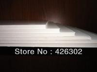 "Pack of 20pcs   8x10 3/16"" White Foam Core Backings - Mats"