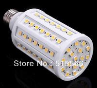 Free Shipping 2pc/lot 15W E27 LED Corn Bulb 86pcs SMD5050 E14/E26/E27/B22 Warm White/Cool White 360degree Beam Angel CE&RoHS