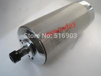 1.5KW ER11 220V water-cooling spindle motor CNC motor spindle bit water cooled  80x188mm 3 Bearing