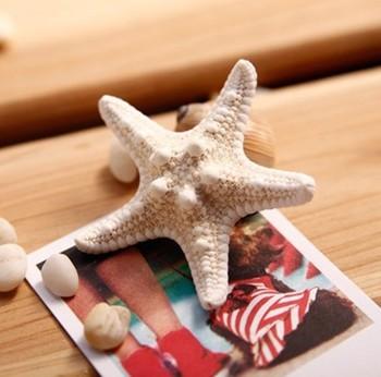 Ocean jewelry store PROMOTION Fashion Handmade Hairpin Starfish Clip Hair Accessory Hair Jewlery