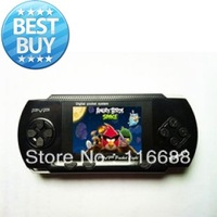 2013 New items 8 bit pvp pocket 18 handheld game console with game cartridge support multi-function games