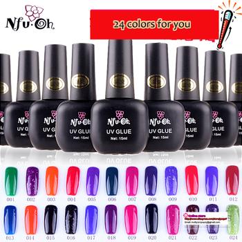 15ML nail gel,uv color change nail gel, free shipping