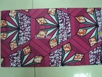 6 yards cotton fabric super wax hollandais 100% african wax prints fabric batik fabric